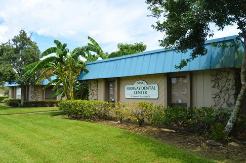 Fort Pierce Dental office
