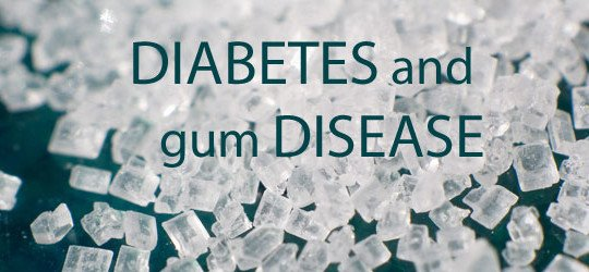 Gum Disease & Diabetes = Double Trouble!